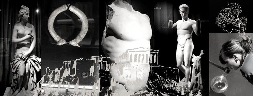 «Incontables aspectos de belleza en el arte antiguo». Museo Arqueológico de Atenas, exposición temporal